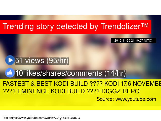 FASTEST & BEST KODI BUILD ???? KODI 17 6 NOVEMBER 2018 ???? EMINENCE