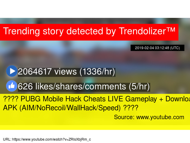 No Recoil Pubg Mobile Android