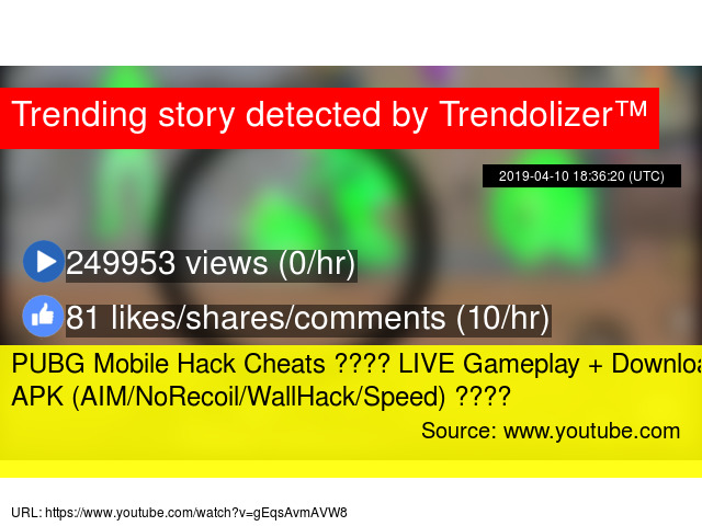 PUBG Mobile Hack Cheats ???? LIVE Gameplay + Download APK (AIM