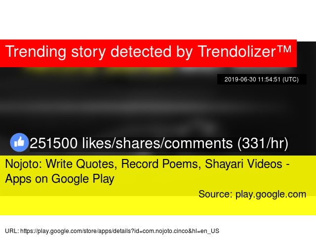 Nojoto: Write Quotes, Record Poems, Shayari Videos - Apps on Google Play