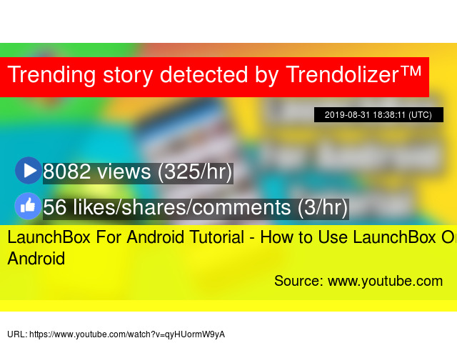 LaunchBox For Android Tutorial - How to Use LaunchBox On Android