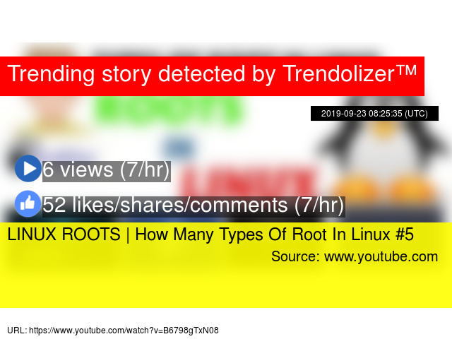 LINUX ROOTS | How Many Types Of Root In Linux #5